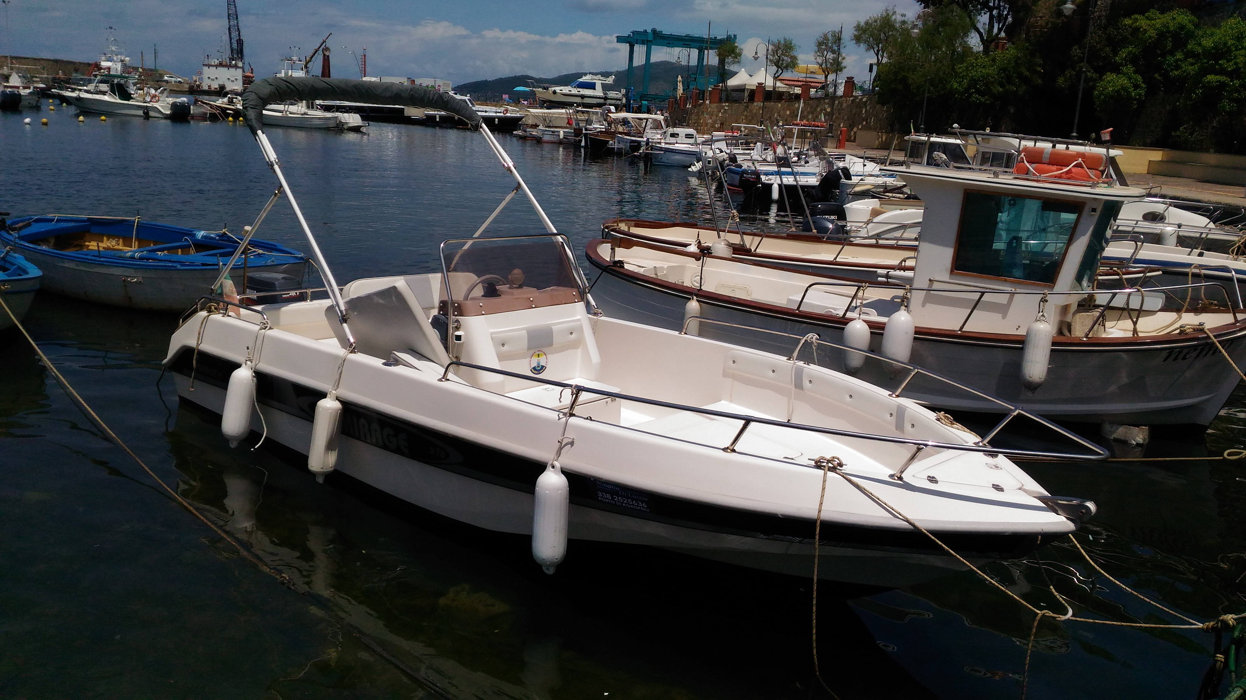 Boat rental in Cilento-Castellabate
