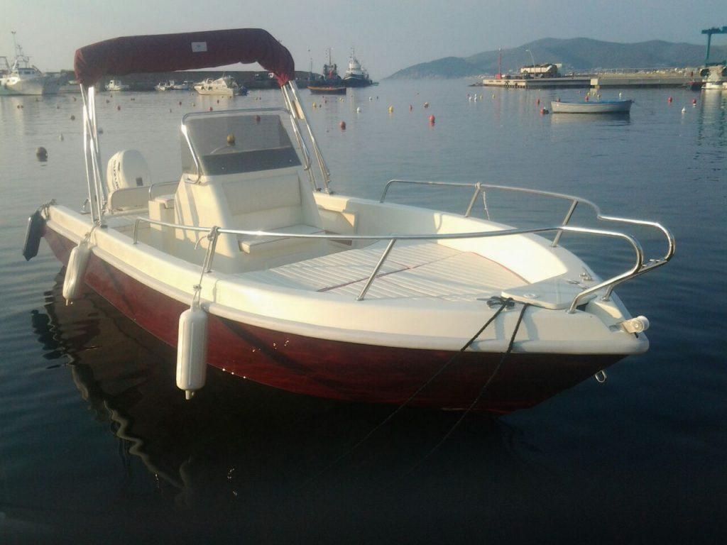 Boat rental in Castellabate-Open
